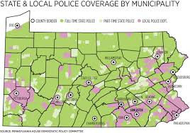 Reading Pennsylvania Map by 25 Pennsylvania State Police Fee Would Not Come With More Police