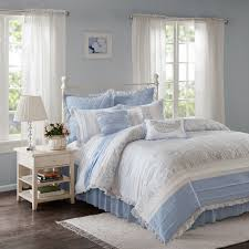 Madison Park Duvet Sets Madison Park Mirabelle 9 Piece Cotton Percale Duvet Cover Set Ebay