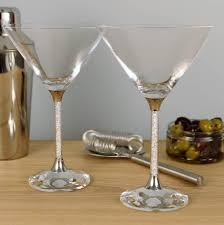 Party Glasses Swarovski Crystal 100 Party Glasses Swarovski Crystal Personalised Wine