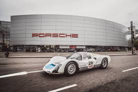 porsche 906 carrera rare street legal porsche 906 1 of 65 made gtspirit