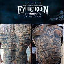 everygreen tattoo invitational 2016 in oregon u2014 oc tattoo shop