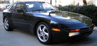 porsche 944 black kenrosario u0027s garage 1988 porsche 944 turbo s m44 52