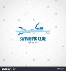 Swimming Logo Design by Swimming Club Logo Design Template Vector Stock Vector 546593884
