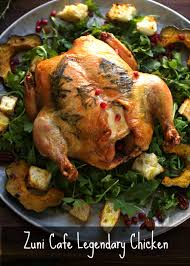 thanksgiving roast chicken zuni cafe style from legendary judy