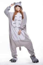 halloween onesie u2013 totoro costume plus size halloween costume for