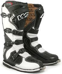 white biker boots w2 e mx6 motocross boots white black 100 high quality guarantee