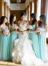 aquamarine bridesmaid dresses top 10 bridesmaids dresses colors for summer wedding 2017