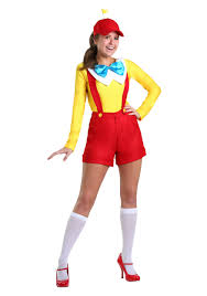 Tweedle Dee Tweedle Dum Halloween Costumes Women U0027s Tweedle Dee Dum Costume