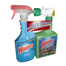 Patio Scrubber by Windex 32 Oz Outdoor Glass And Patio Concentrated Cleaner And 23