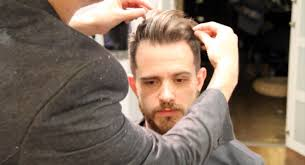 Mens Hairstyle Generator by Pompadour How To Style The Pompadour Pompadour Hair Style