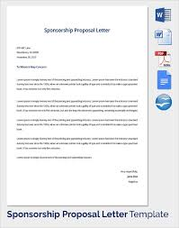 how to write a sponsorship proposal sample hitecauto us