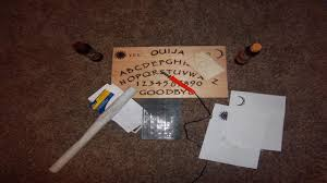 Ouija Board Coffee Table by Homemade Ouija Board Matierials And How To Youtube