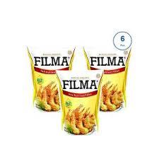 Minyak Filma 2 Liter jual minyak filma 2 liter filma pouch 2 liter minyak goreng filma di