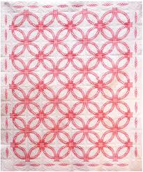 Double Wedding Ring Quilt by Double Wedding Ring Quilt By Hoopsisters
