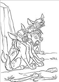 kids fun 92 coloring pages lion king