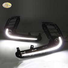 hyundai elantra daytime running lights aliexpress com buy sncn led daytime running lights for hyundai