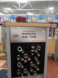 wedding rings at walmart walmart is setting the bar pretty high