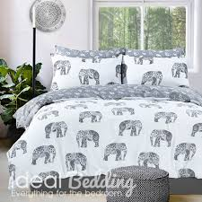 elephant print duvet cover sweetgalas