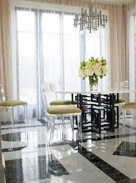 Acrylic Dining Chair Acrylic Dining Chairs Dining Room Contemporary With Black And