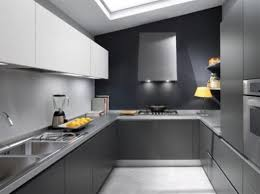 creating modern industrial kitchen design with modern decoration