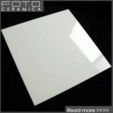 china foshan nano white polished porcelain floor tiles