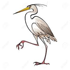 stork clipart bird pencil and in color stork clipart bird
