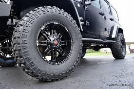 jeep lifted 2017 2017 jeep wrangler unlimited sahara rocky ridge k2 28071t