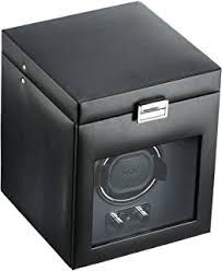watch station black friday sale amazon com wolf 270002 heritage single watch winder with cover