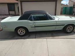 ford mustang 1968 coupe 1968 ford mustang for sale on classiccars com 128 available