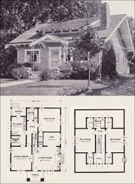 craftsman bungalow floor plans the gladstone 1923 standard homes company house plans of the