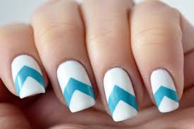 striping tape nail art 3 easy designs nail art for beginners 25