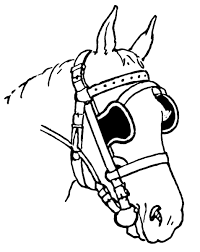 free horse coloring pages clipart clipart picture 25 67