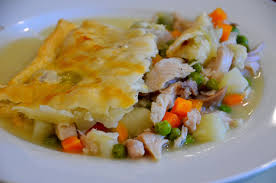 how to make a turkey pot pie with thanksgiving leftovers mennonite girls can cook easy turkey pot pie