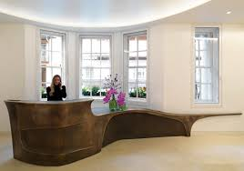Bespoke Reception Desk Bespoke Reception Desk From Patalab Architecture