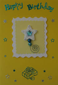 beautifully hand crafted handmade birthday cards to buy online