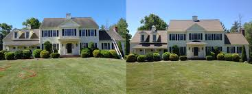 latest projects roof cleaning in cape cod ma