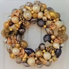 22 vintage host of wreath glass
