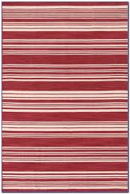 Pink And White Striped Rug Marvelous Red Striped Runner Rug Red And White Striped Rug Runner