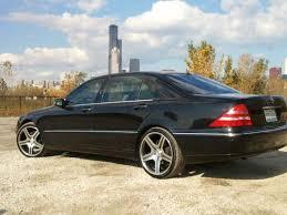 2002 s430 mercedes purchase used 2002 mercedes s430 base sedan 4 door 20in rims