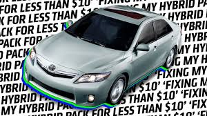 price for lexus hybrid battery the dealer wanted 4 400 to fix his hybrid he did it himself for 7
