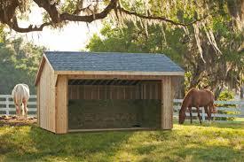 portable horse run in sheds photos