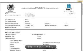pago referenciado sat 2016 los impuestos consultar declaraciones presentadas con pago referenciado sat