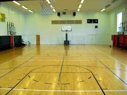 decoration how to build an indoor basketball court how long does