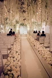 aisle decorations 25 winter wedding aisle décor ideas deer pearl flowers