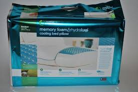 cool bed pillows comfort revolution pillow comfort revolution cooling pillow costco