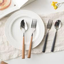 buy cutlery aliexpress com buy retro vintage cutlery set stainless steel