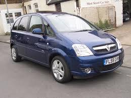 used vauxhall meriva design 2009 cars for sale motors co uk