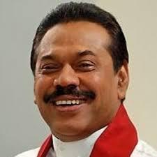 Mahinda Rajapksha Mahinda Rajapaksa Mahindar2010 Twitter