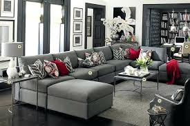 outstanding grey and yellow living room decor images best image