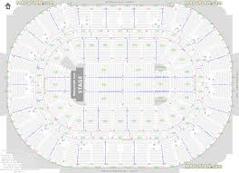 Music City Center Floor Plan by Ticketmaster Floor Plan Capital One Arena Seating Charts For